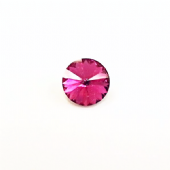 REDUCED 8mm Rivoli SWAROVSKI Article 1122 - Fuchsia SS39